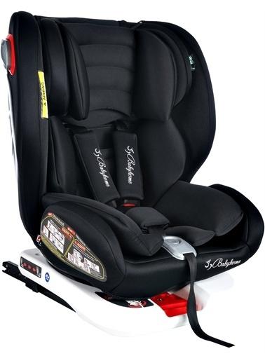 Baby Home Baby Home 900 Dualfix 0 36 Kg İsofixli 360 Dönebilen Oto Koltuğu Siyah